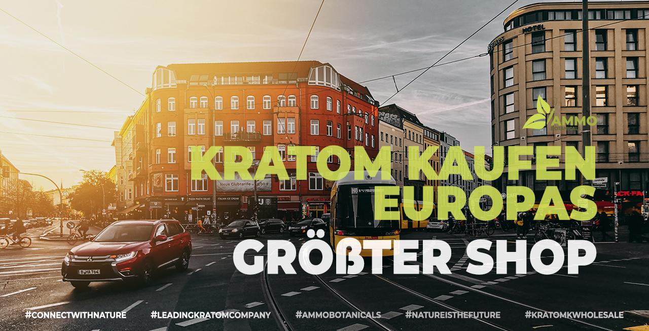 Kratom in Deutschland